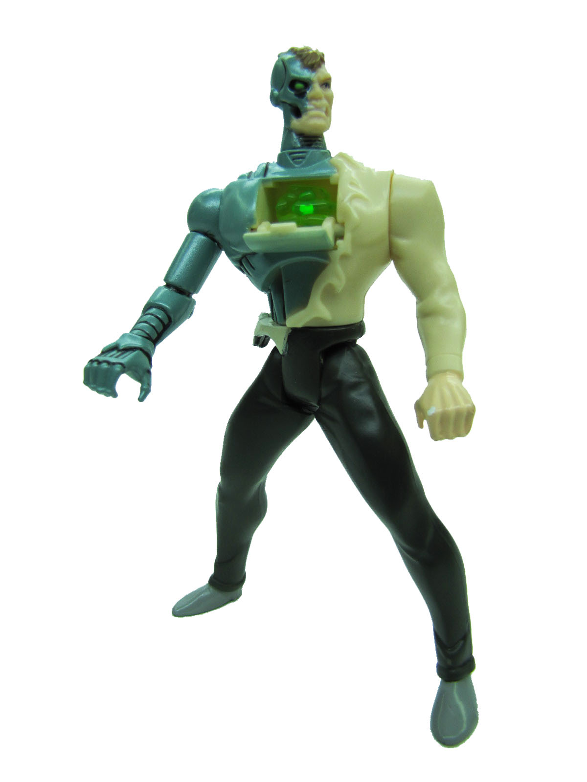 Superman Animated Series Metallo Complete